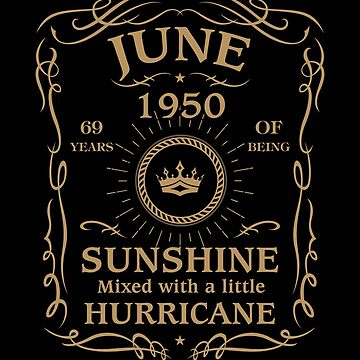 June 1950 Sunshine Mixed With A Little Hurricane by lavatarnt