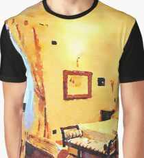 Hotel Sgroi's bedroom Graphic T-Shirt