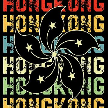 Hong Kong island by GeschenkIdee
