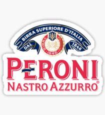 Peroni Sticker