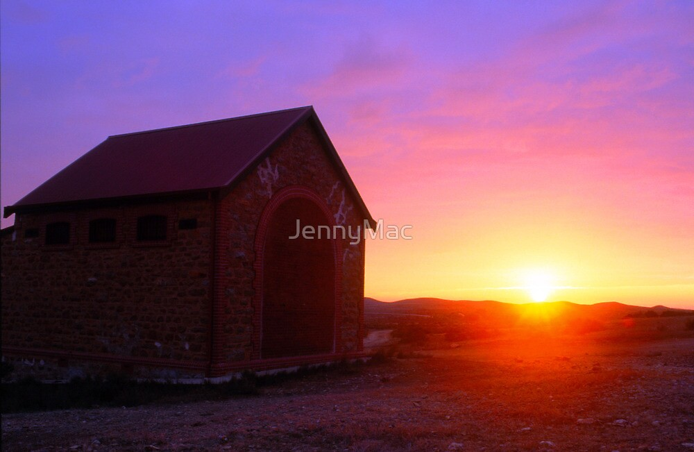 Outback dreaming..... Silverton NSW by JennyMac