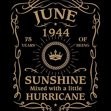 June 1944 Sunshine Mixed With A Little Hurricane by lavatarnt