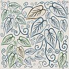Ivy pattern by Matt Corrigan