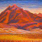 Arizona Mountains by Sandra Hansen