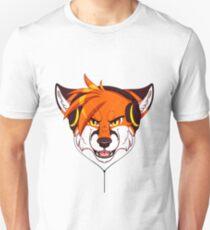 Headphone Fox T-Shirt
