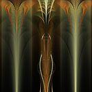 Fractal Arches by Ann Garrett