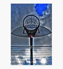 Hoops Heaven Photographic Print