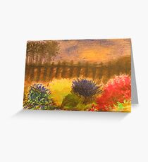 Dusk Descending Greeting Card
