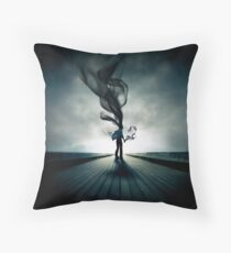 Consumed By Desire Throw Pillow