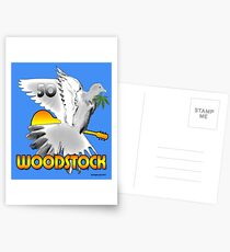 Woodstock 2019 Postcards