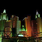 New York, New York by Len Bomba