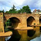Hereford Wye Bridge by Lesliebc