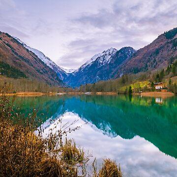Kaprun, Austria by PeterCseke
