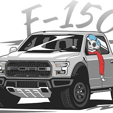 F-150 F150 Raptor Skulldriver by glstkrrn