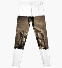 Bruce Lee Leggings