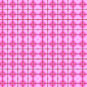 pink diamond pattern by MallsD