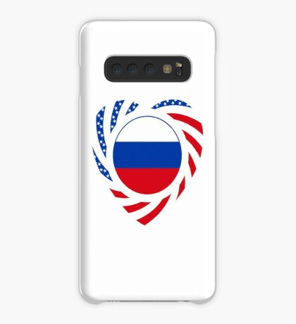 Russian American Multinational Patriot Flag Series 2.0 Case/Skin for Samsung Galaxy