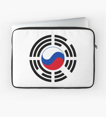 Korean Russian Multinational Patriot Flag Series Laptop Sleeve