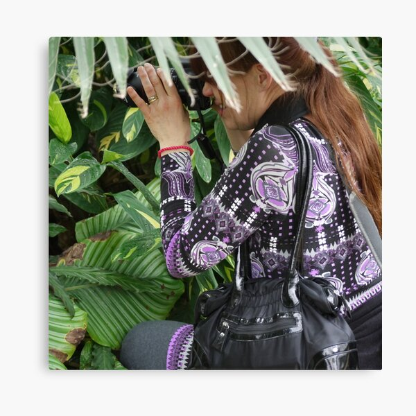 Photoshooters - patience Canvas Print