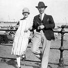 Scarborough 1927 by Trevor Kersley