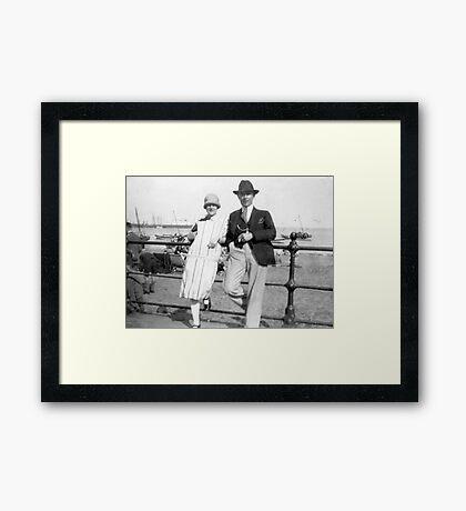 Scarborough 1927 Framed Print