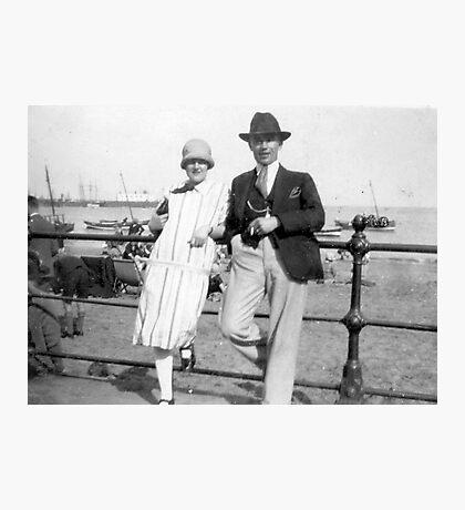 Scarborough 1927 Photographic Print