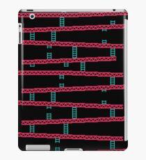 Donkey Kong stairs iPad Case/Skin