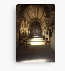 Cathedral Church of Ekatontapiliani ~ Parikia, Paros Canvas Print