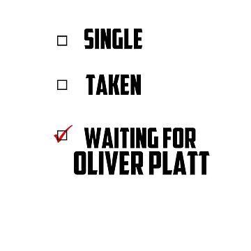 Waiting For Oliver Platt by NessaElanesse