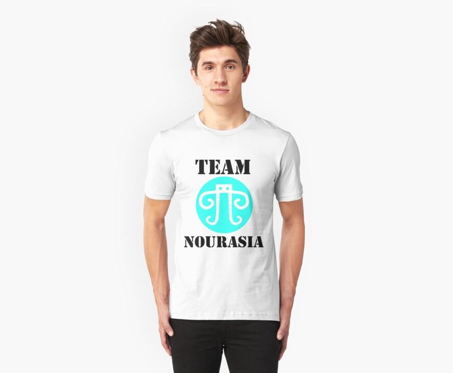 Oban Star Racers: Team Nourasia by Snusmomrik