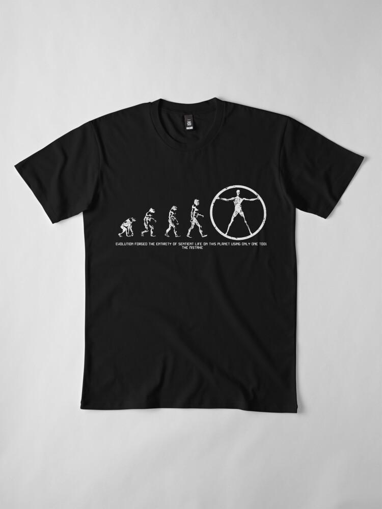 Alternative Ansicht von Entwicklung von Westworld Premium T-Shirt