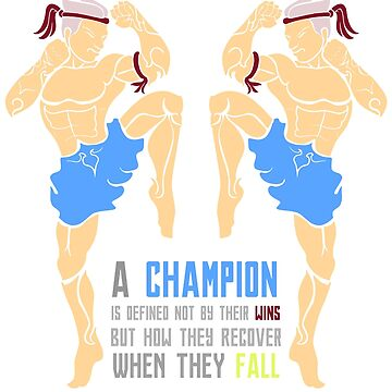 A real champion by schnibschnab