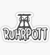 Ruhrpott Sticker Redbubble
