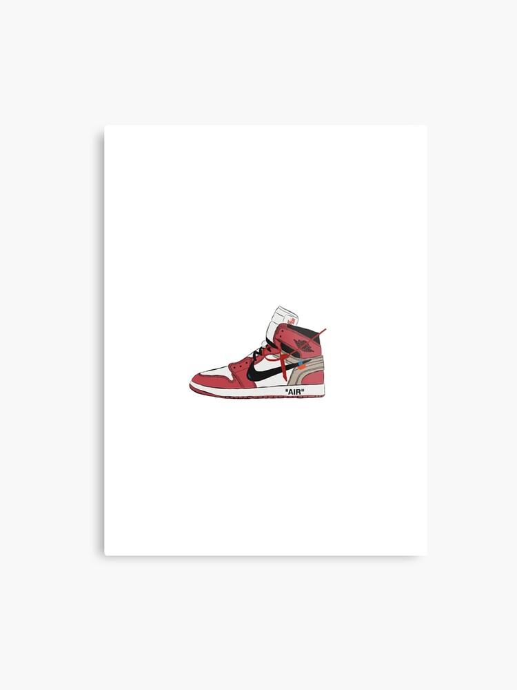 6f2de747e314c4 Off-White Jordan 1 Red