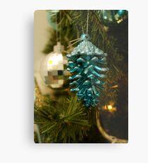 Adornos Navidad 1 Metal Print