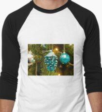 Adornos Navidad Baseball ¾ Sleeve T-Shirt