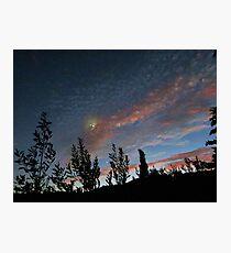 Night Sky Photographic Print