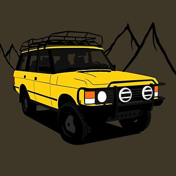 The Classic Off-Roader by ApexFibers