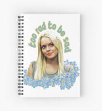Cuaderno de espiral Lindsay Lohan Rad