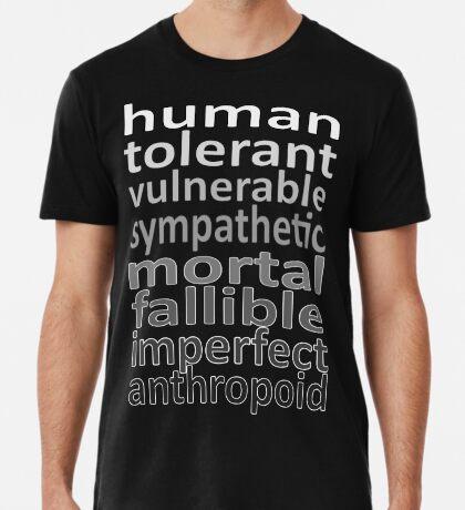 human Premium T-Shirt