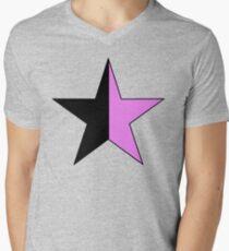 Star by Chillee Wilson Men's V-Neck T-Shirt