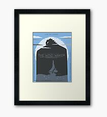 The Wind Waker: Live the Legend Framed Print