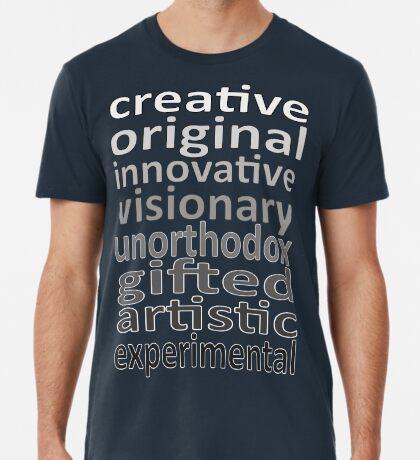 creative Premium T-Shirt