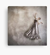 La Valse Canvas Print