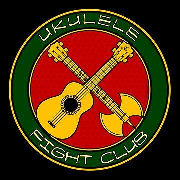 Ukulele Fight Club by Kowulz