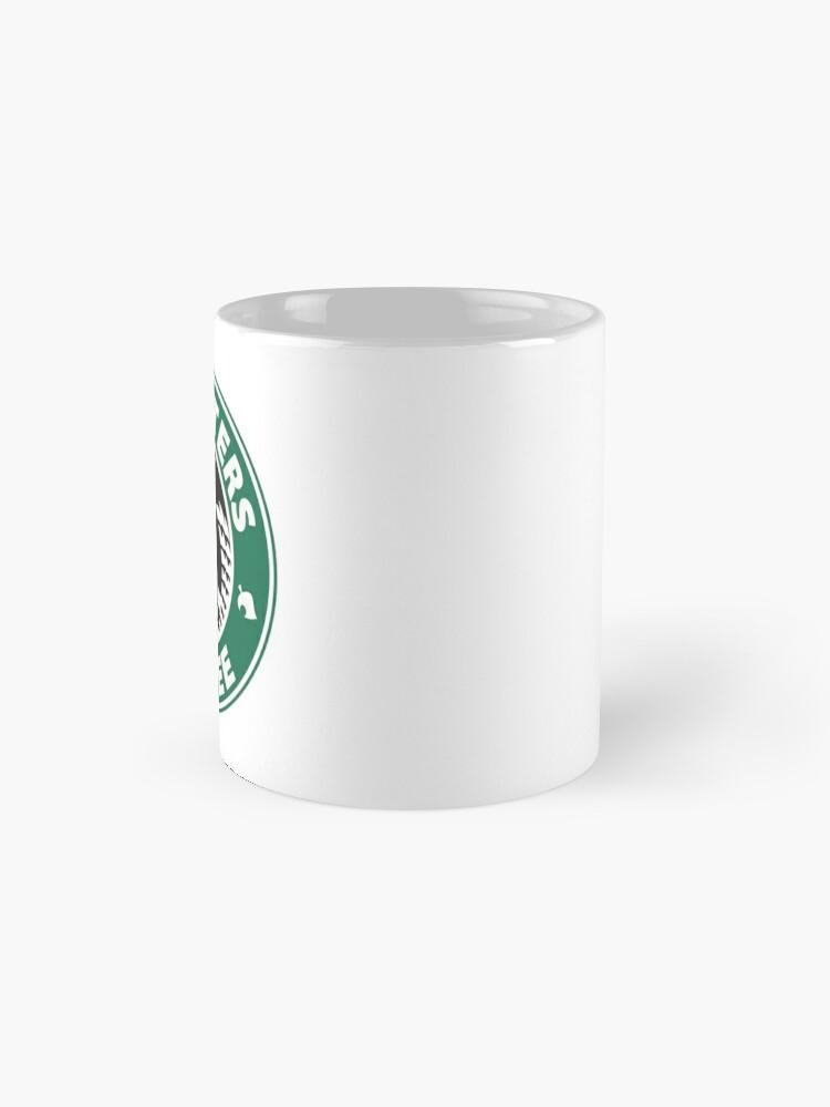 Alternate view of Brewsters Coffee Mugs