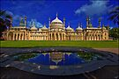 The Royal Pavilion at Sunrise, Brighton, UK by Chris Lord
