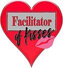 Facilitator of Kisses by LaRoach