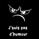 """« Texte """"J'suis pas d'humeur"""" » par Chrystelle Hubert"""