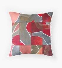 State Of Separation #2 Throw Pillow
